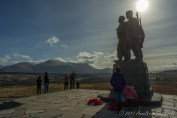 Commando Memorial and Ben Nevis
