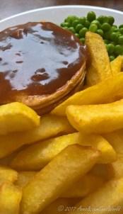 Haggis-meat pie :P