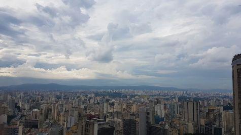 Vista do Edifício Copan