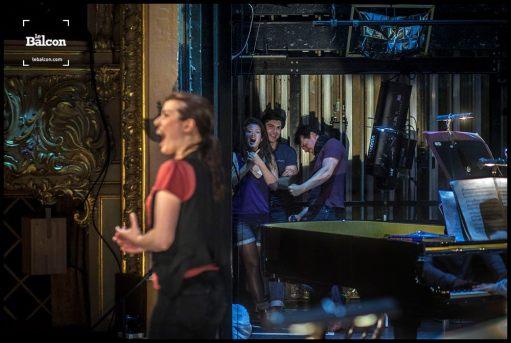 Ariadne auf Naxos, rôle du Komponist