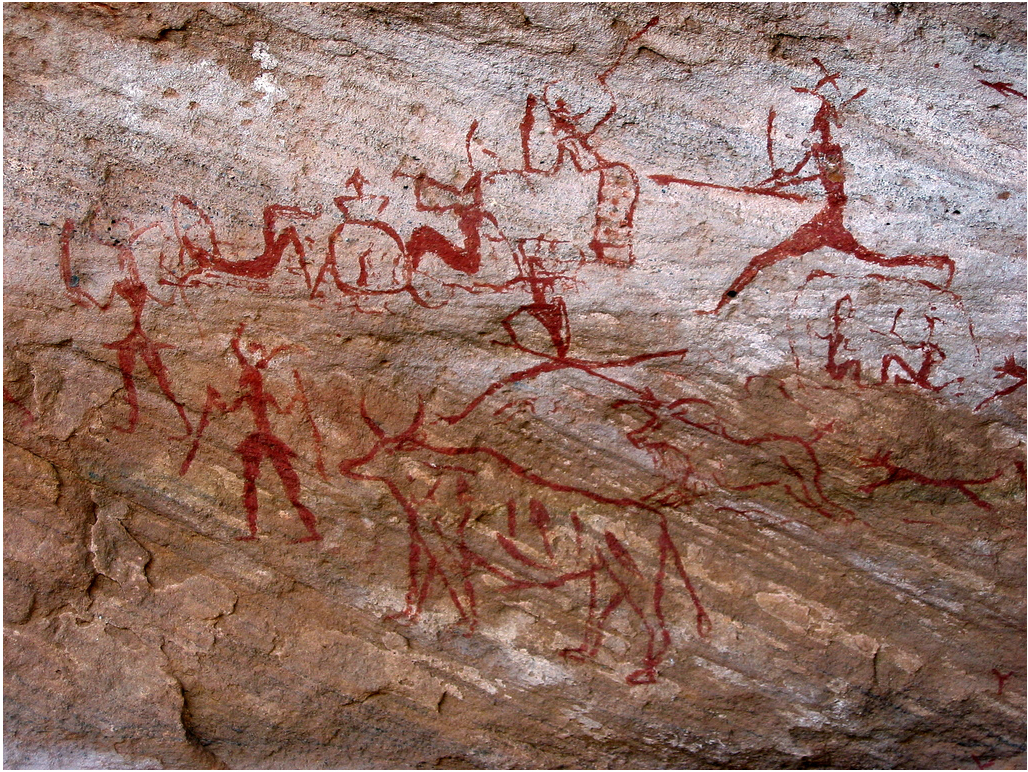 History Of Animation Cave Paintings