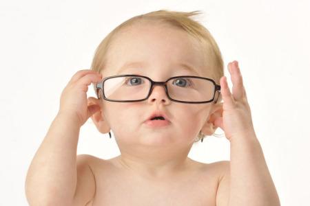 ¿Cómo ve un bebé?