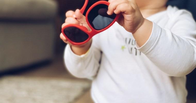 ¿Necesita tu peque unas gafas de sol?