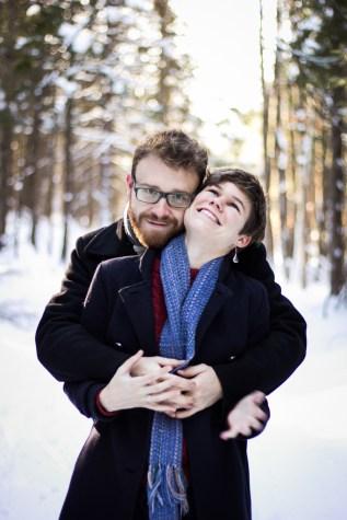 Jonathan and Emily