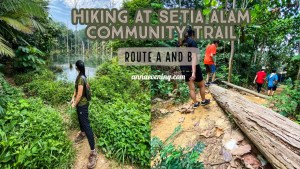 Setia Alam Community Trail Feature Image