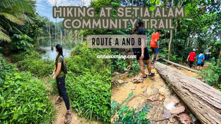 Setia Alam Community Trail Feature Image