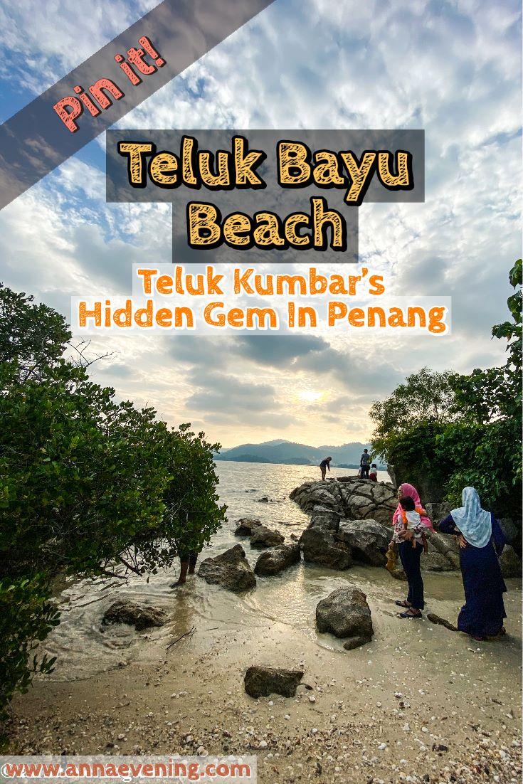 Teluk Bayu Beach Pin It Photo