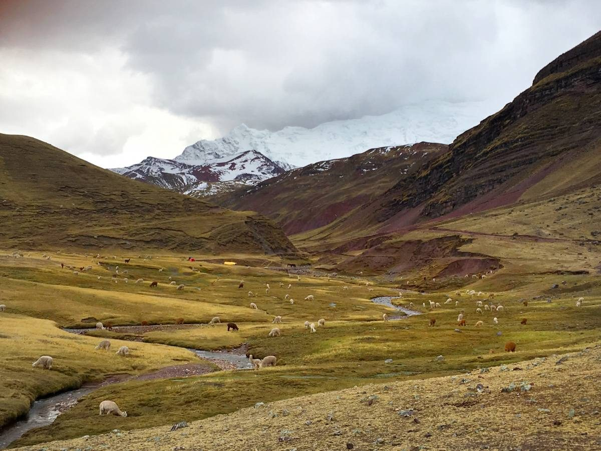 Tips For Hiking Rainbow Mountain In Peru Day Trip From Cusco