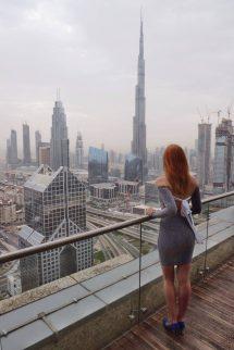 Fun In Dubai Anna