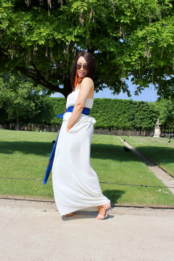 inspiration mode robe longue