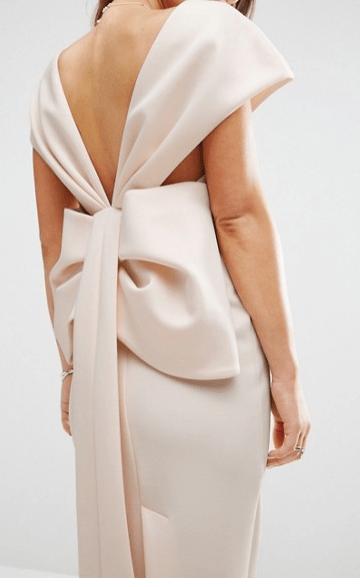 look-invité-mariagé-robe-noeud-au-dos