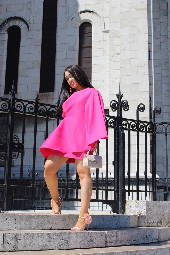 pink mood à Montmartre