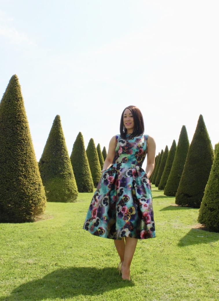 shooting jardin chateau de versailles