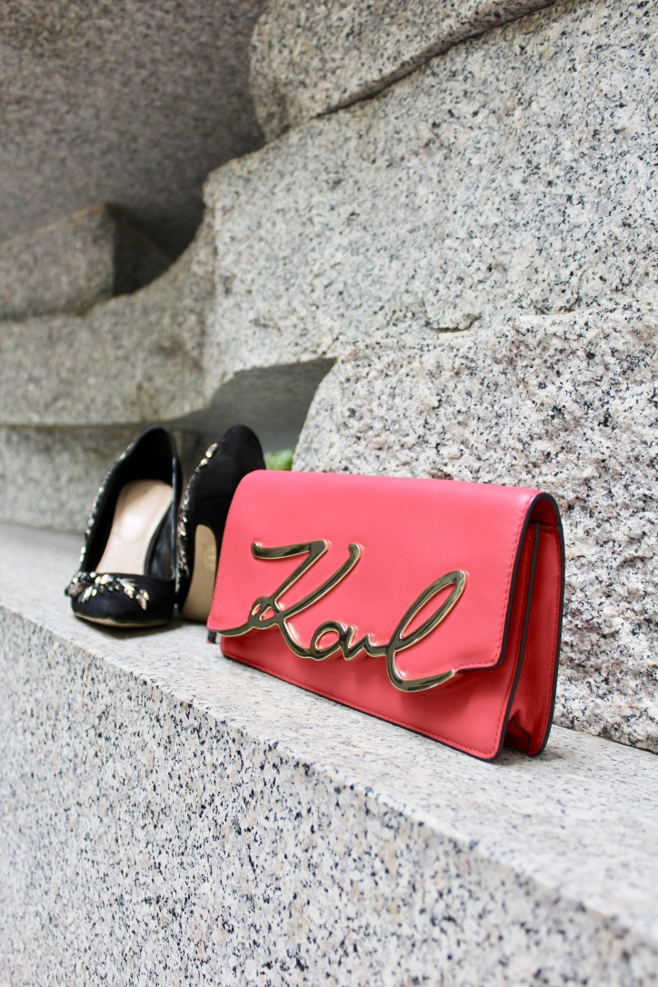 Sac à main Karl Lagerfeld