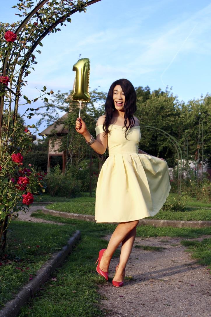one year blogging annafashiontherapy