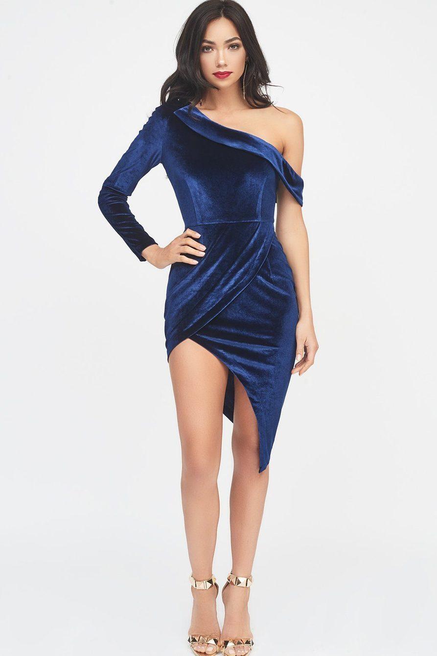 robe velours lavish Alice