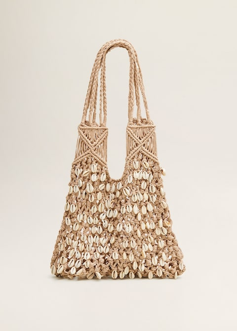 sac coquillages mango
