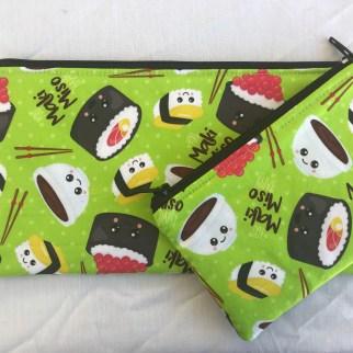 Sushi Zip Bags
