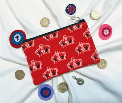 Crown Coin Purse