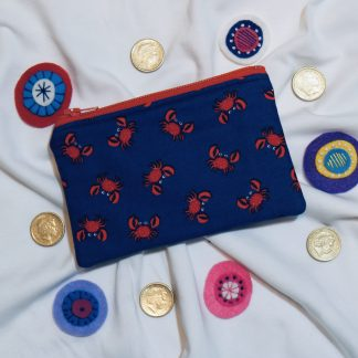 Crabs Coin Purse