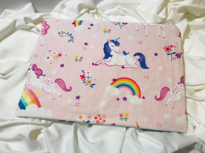 Unicorn Large Zip Bag