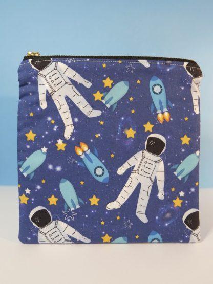 Astronaut Zip Bag