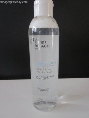 leansing lotion Dr. Pierre Ricaud