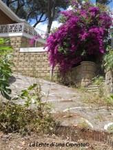 Villa confiscata, ingresso via Kenia 70