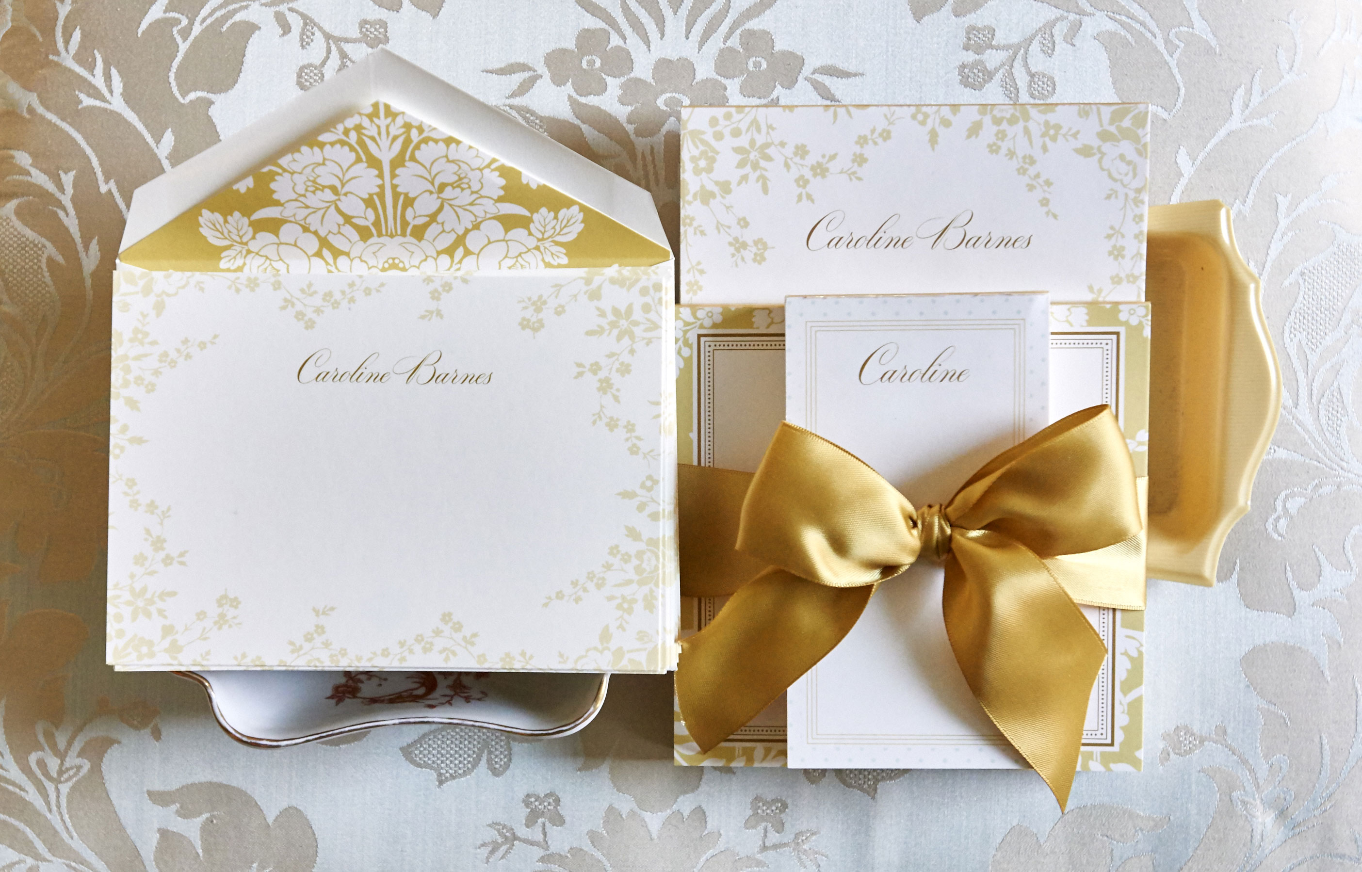 personalized stationery anna griffin