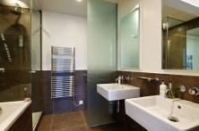 A 2-bed apartment in Bayswater - Bathroom - ©Anna Hansson Design Ltd