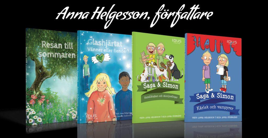 anna helgesson författare barnboksförfattare