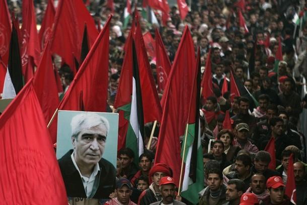 Message d'Ahmad Saadat secrétaire général du fplp au collectif Palestine vaincra