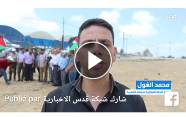 تصريح عضو المكتب السياسي للجبهة الشعبية محمد الغول
