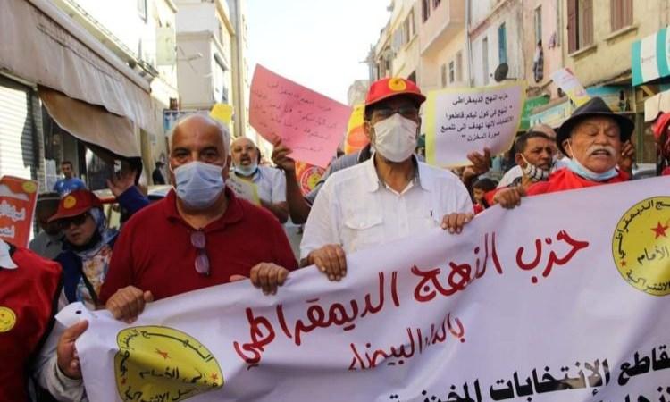 تونس: حزب العمال يندد بالاعتداءات القمعية على مناضلات ومناضلي حزب النهج الديمقراطي
