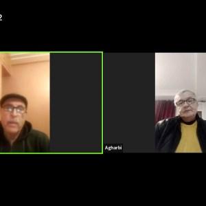 """بث مباشر لمحاضرة تحت عنوان: قراءة في كتاب """"موقف الحركة الوطنية من الأمازيغية"""""""