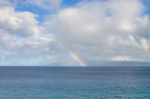 Rainbow is an everyday affair