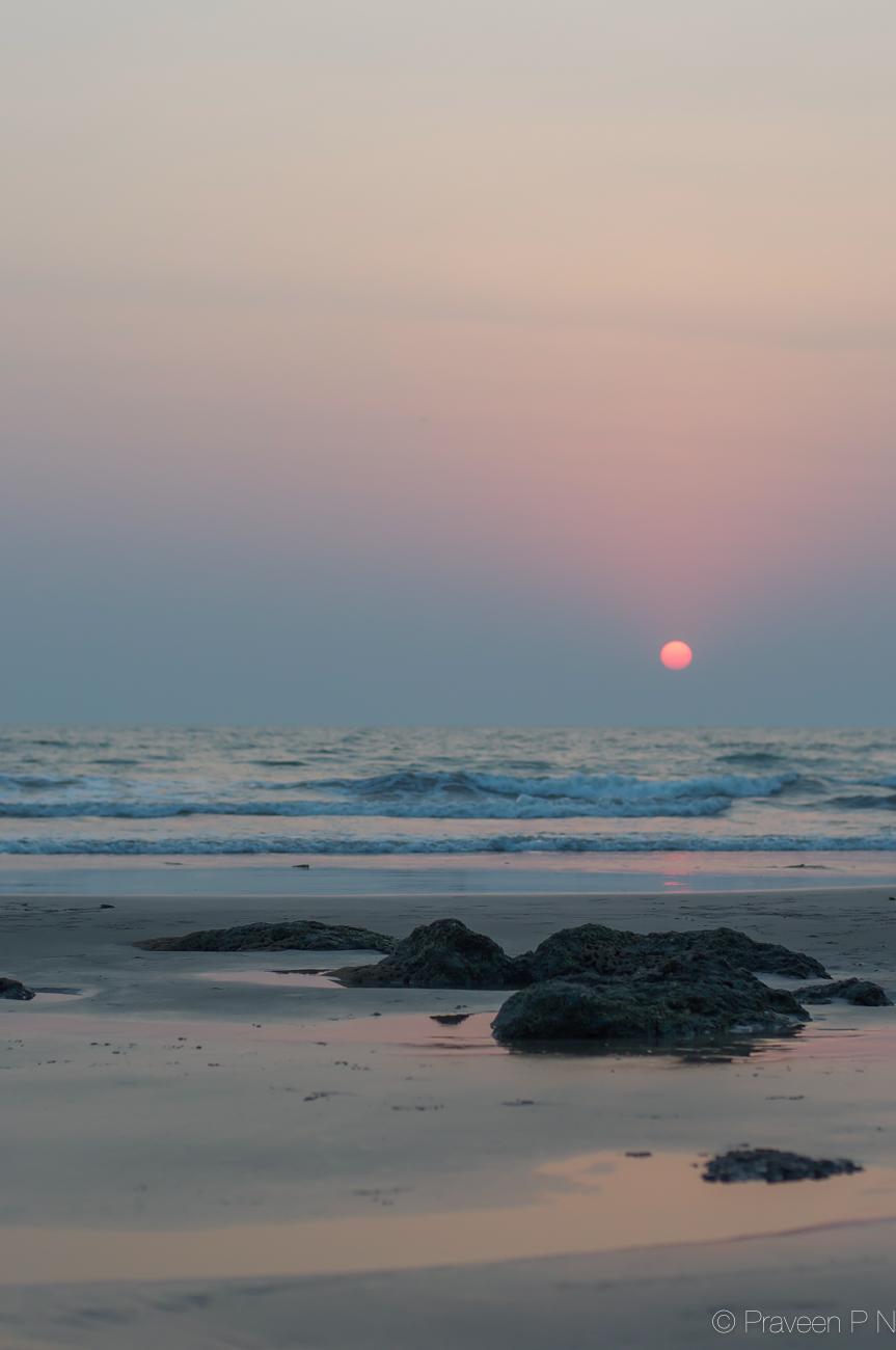 Ashwem beach