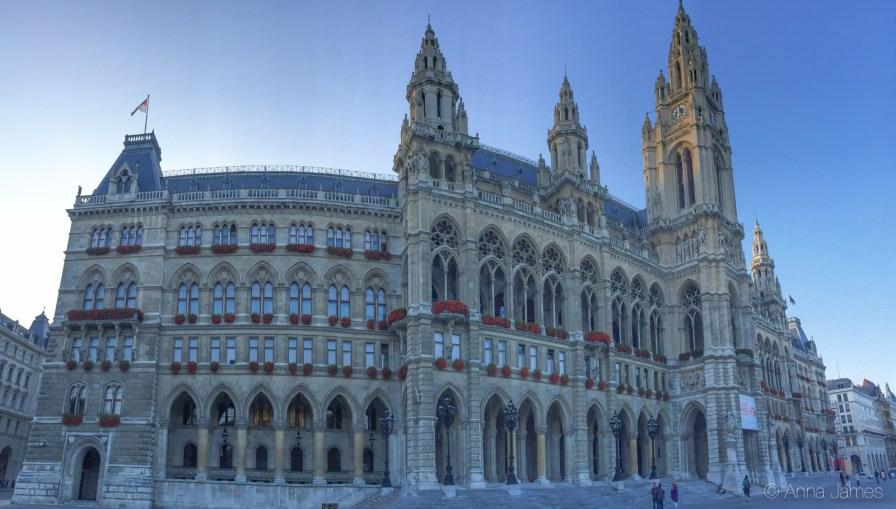 Rathaus pano