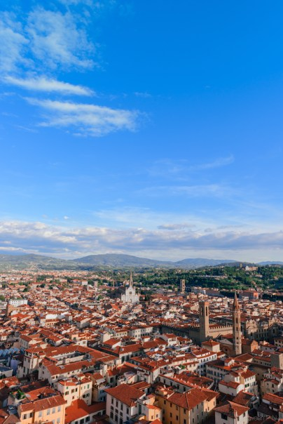 View from Giotto's tower
