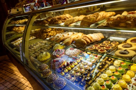 Barberini, Testaccio's best pastry shop