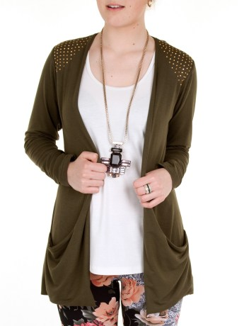 Jalie drop pocket cardie