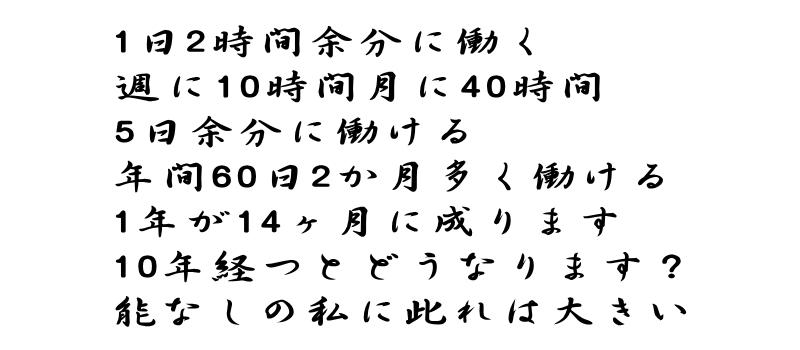 株式会社アンナカ:アンナカネット 只師の一言(安中正の一言)