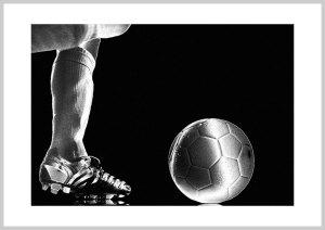 Soccer Photograph