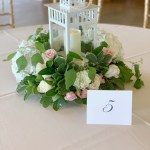 Diy Floral Lantern Wedding Centerpiece Turner Littles