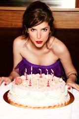 Anna Kendrick - Glamour UK Magazine (2011)