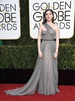 Anna Kendrick - 2017 Golden Globes