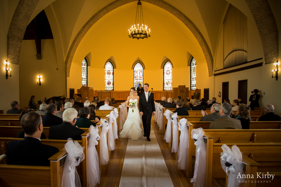 Kumler Chapel Wedding Photography at Miami University  Anna Kirby Photography  South Tampa
