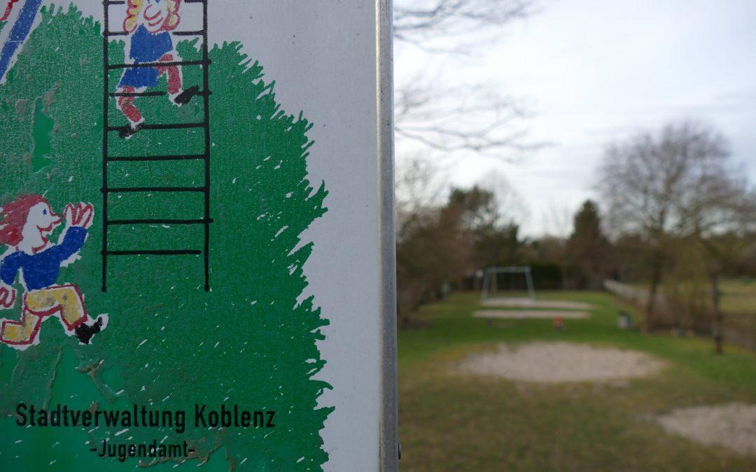 Kinder wurden lange genug verschaukelt – Spielplatz im Pollenfeld wird nun endlich modernisiert