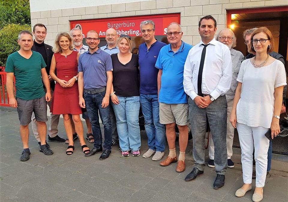 Arbeitsgemeinschaften der Koblenzer SPD präsentierten sich Neumitgliedern