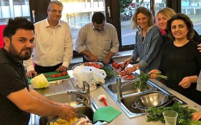 Abgeordnete Köbberling: Geflüchtete in Koblenz bemühen sich um Integration